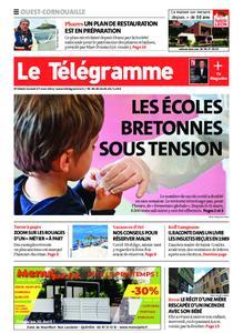 Le Télégramme Ouest Cornouaille – 27 mars 2021