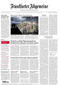 Frankfurter Allgemeine Zeitung F.A.Z. - 22. November 2018