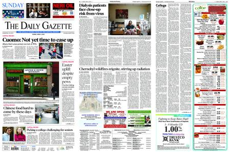 The Daily Gazette – April 12, 2020