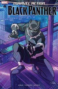 Marvel Action Black Panther 004 2019 Digital Zone