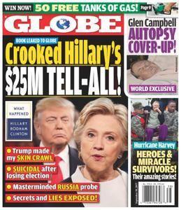 Globe – September 18, 2017