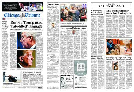 Chicago Tribune – January 13, 2018