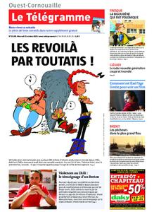 Le Télégramme Ouest Cornouaille – 23 octobre 2019