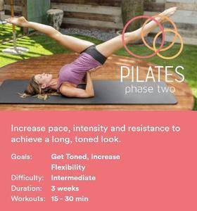 Andrea Speir - Pilates Phase Two