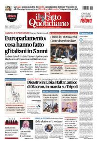 Il Fatto Quotidiano - 05 aprile 2019