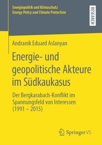Energie- und geopolitische Akteure im Südkaukasus