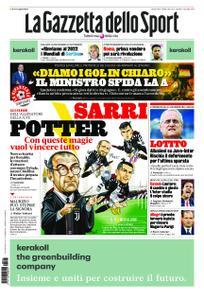 La Gazzetta dello Sport Roma – 25 maggio 2020