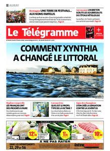 Le Télégramme Auray – 27 février 2020