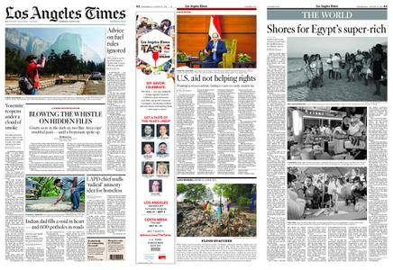Los Angeles Times – August 15, 2018