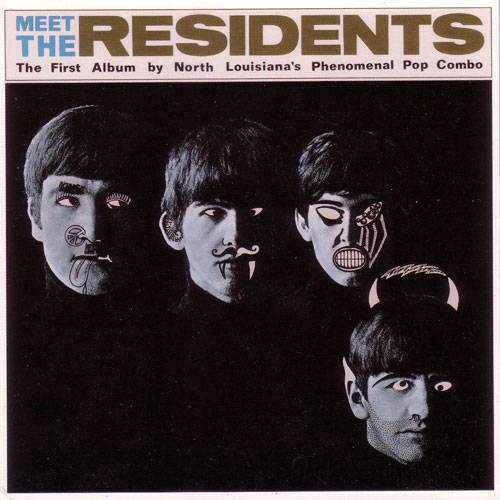 The Residents - Meet The Residents (1974) {1988 ESD} **[RE-UP]**