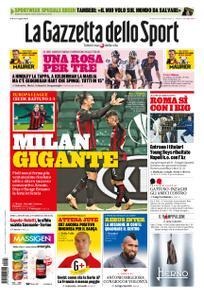 La Gazzetta dello Sport – 23 ottobre 2020