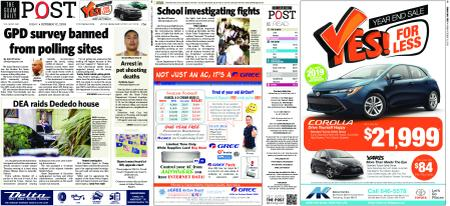 The Guam Daily Post – October 12, 2018