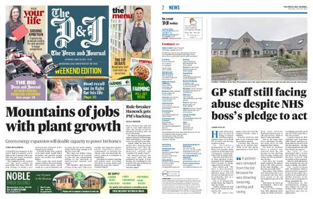 The Press and Journal Moray – June 26, 2021