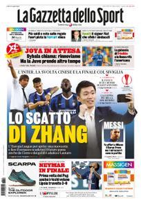 La Gazzetta dello Sport Sicilia – 19 agosto 2020