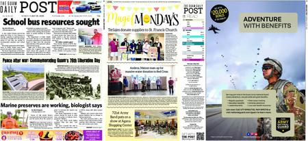 The Guam Daily Post – July 20, 2020