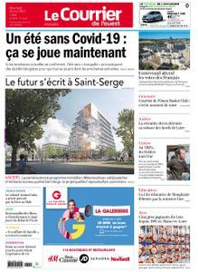 Le Courrier de l'Ouest Angers – 26 mai 2021