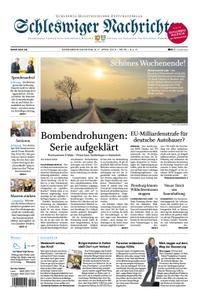 Schleswiger Nachrichten - 06. April 2019