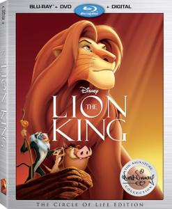 The Lion King (1994) + Extras