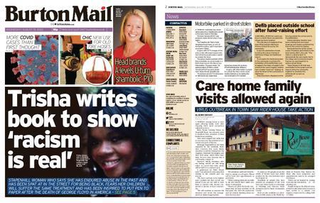 Burton Mail – August 19, 2020