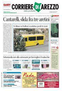 Corriere di Arezzo - 11 Gennaio 2017