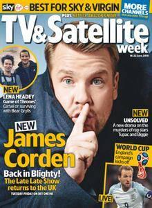 TV & Satellite Week - 16 June 2018
