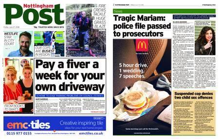 Nottingham Post – July 27, 2018
