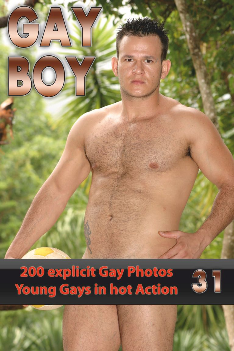 Gay Boys Nude Adult Photo Magazine - March 2019