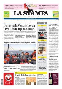 La Stampa Imperia e Sanremo - 6 Luglio 2019