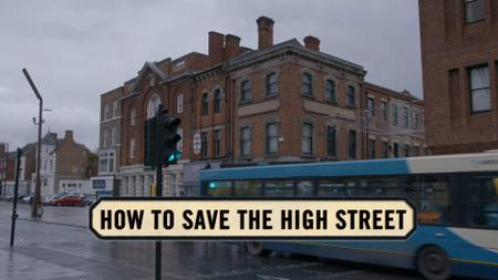 BBC - Panorama: How to Save the High Street (2020)