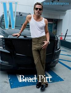 W Magazine - January 2020