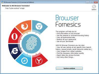 RS Browser Forensics 1.0 Multilingual