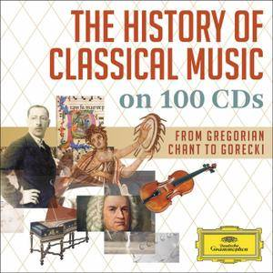 V.A. - The History Of Classical Music (100CDs, 2013)