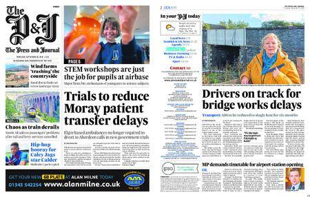 The Press and Journal Moray – September 20, 2018