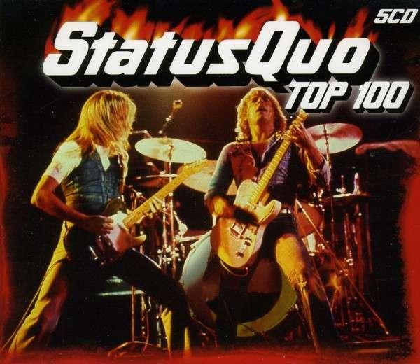 Status Quo - Status Quo Top 100 (2010) [Box-Set 5CD]