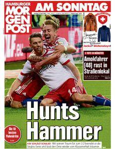 Hamburger Morgenpost - 08. April 2018