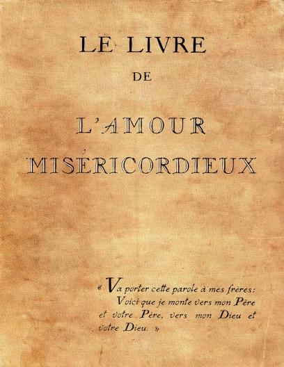 """F. Caron, """"Le livre de l'amour miséricordieux"""""""
