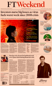 Financial Times UK – 29 February 2020