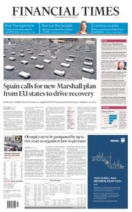 Financial Times Europe - March 23, 2020