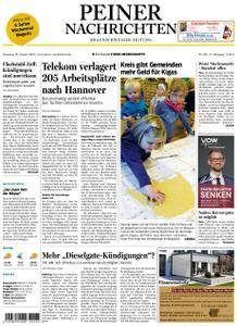 Peiner Nachrichten - 18. August 2018
