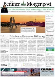 Berliner Morgenpost – 16. September 2019