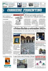Corriere Fiorentino La Toscana – 26 ottobre 2019