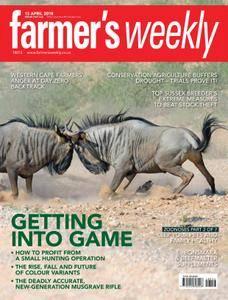 Farmer's Weekly - 13 April 2018