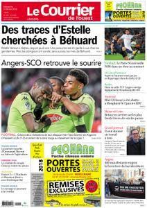 Le Courrier de l'Ouest Angers - 25 février 2018