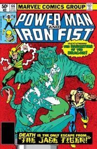 Bronze Age Baby -Power Man  Iron Fist 066 1980 Digital