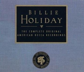 Billie Holiday - The Complete Original American Decca Recordings [2CD, Recorded 1944-1950] (1991)