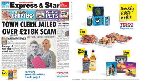 Express and Star Staffordshire Edition – June 13, 2019