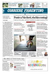 Corriere Fiorentino La Toscana – 18 aprile 2020