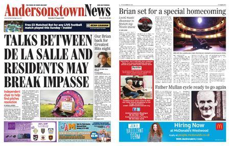 Andersonstown News – August 31, 2019