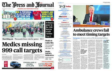 The Press and Journal Moray – July 30, 2018