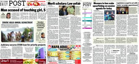 The Guam Daily Post – March 03, 2020